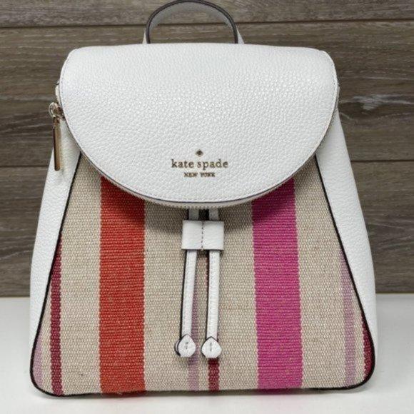 Kate Spade Flap Backpack (NWT)